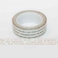 text-washi-tape